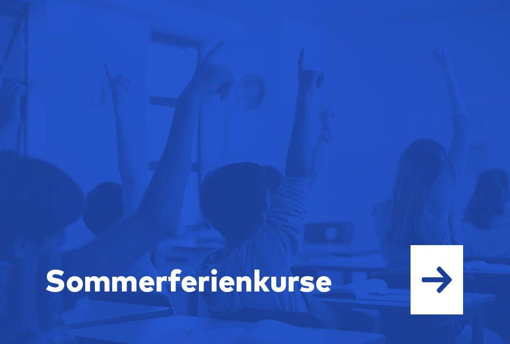 Sommerferienkurse