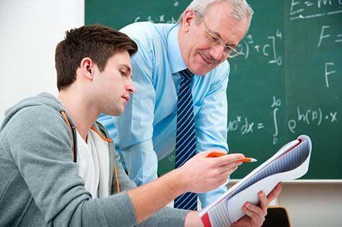 nachhilfelehrer